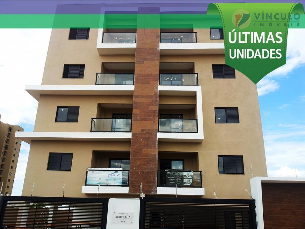 Apartamento residencial à venda, Santa Maria, Uberaba - AP0745.