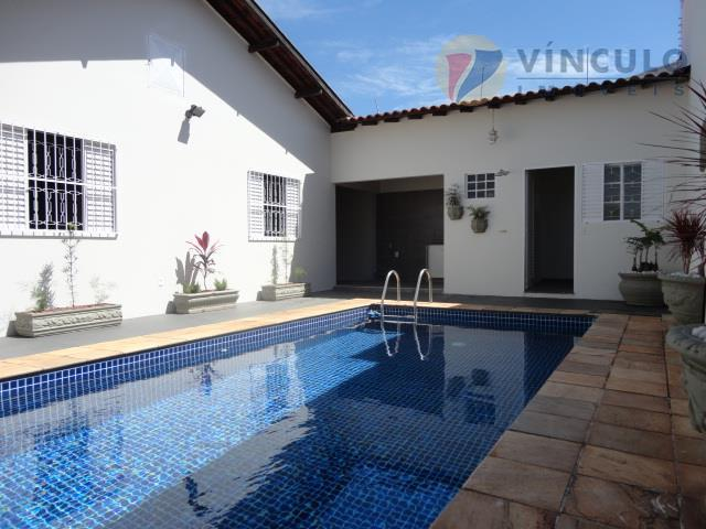 Casa residencial para venda e locação, Olinda, Uberaba - CA0552.