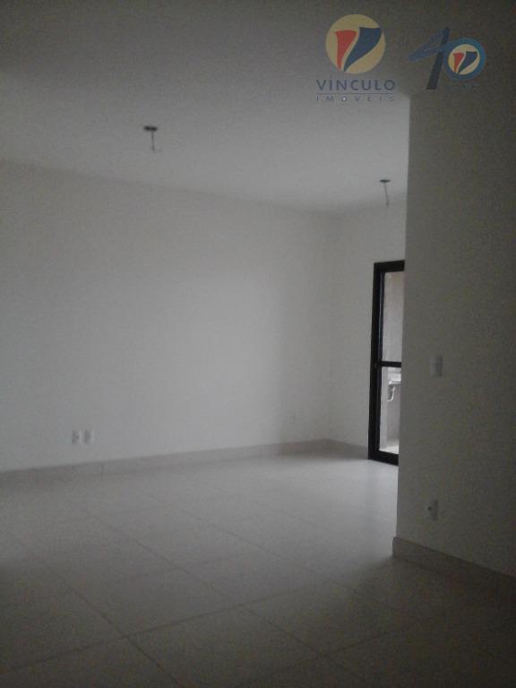 Apartamento residencial à venda, Estados Unidos, Uberaba - AP0454.