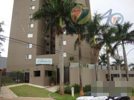 Apartamento residencial à venda, Santa Maria, Uberaba - AP1009.