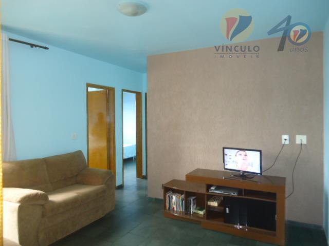 Apartamento residencial à venda, Abadia, Uberaba - AP1027.