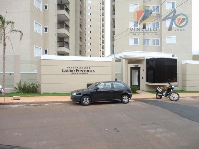 Apartamento residencial para venda e locação, Santa Maria, Uberaba - AP1035.