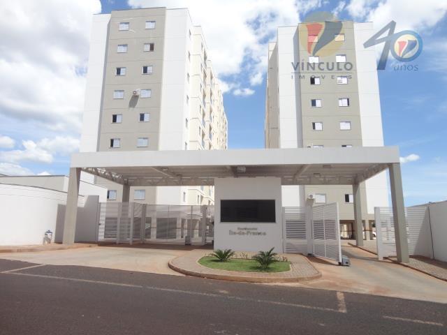 Apartamento residencial para venda e locação, São Benedito, Uberaba - AP1072.