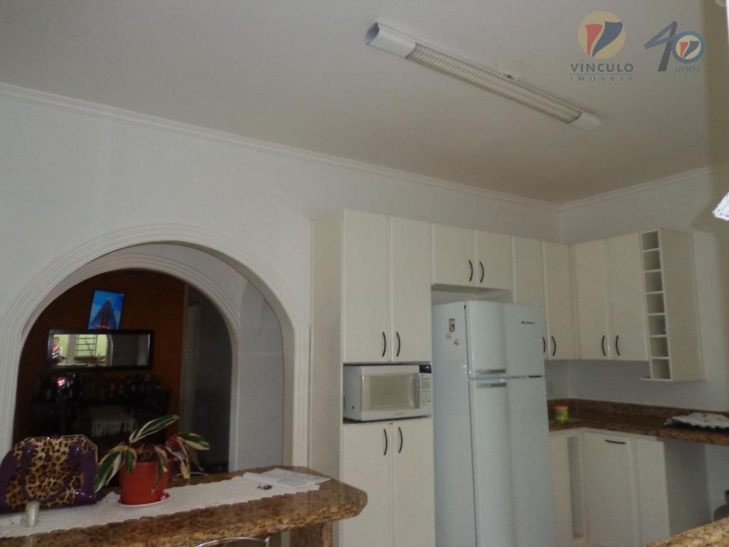 Casa residencial à venda, Conjunto Umuarama, Uberaba - CA1087.