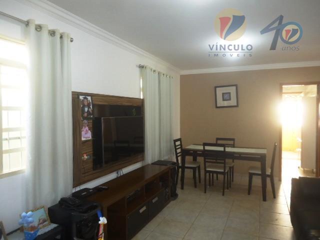 Casa  residencial à venda, Beija-Flor II, Uberaba.