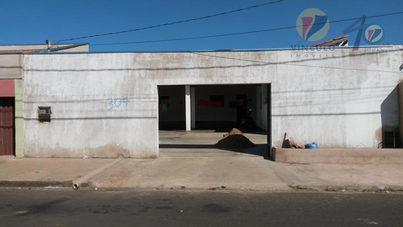 Casa residencial à venda, Parque das Gameleiras, Uberaba - CA1098.