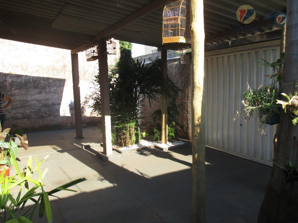 Casa residencial à venda, Parque das Gameleiras, Uberaba - CA1100.