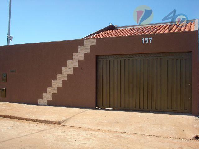Casa residencial à venda, Jardim Espanha, Uberaba - CA1118.