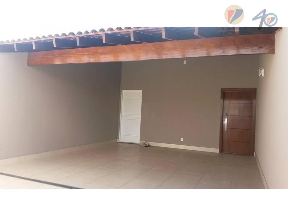 Casa residencial à venda, Jardim Nenê Gomes, Uberaba - CA1127.