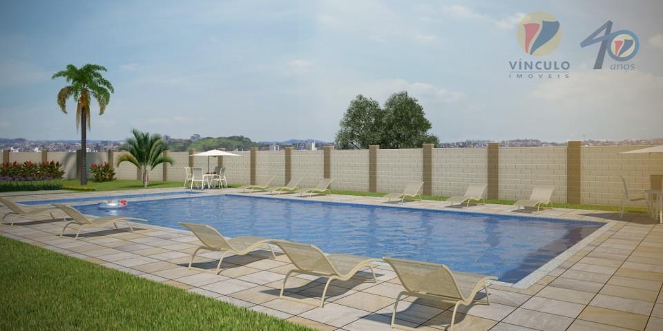 Apartamento  residencial à venda, região do Olinda, Uberaba.