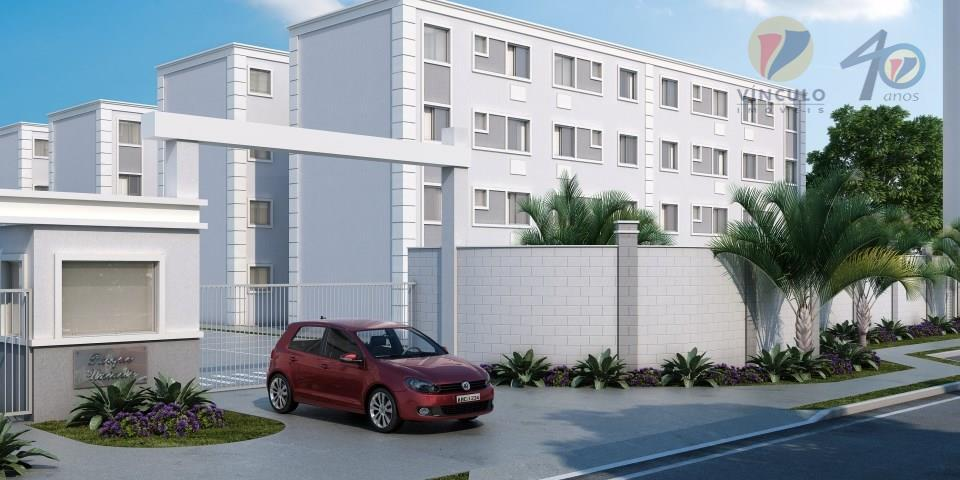 Apartamento  residencial à venda, Recreio dos Bandeirantes, Uberaba.
