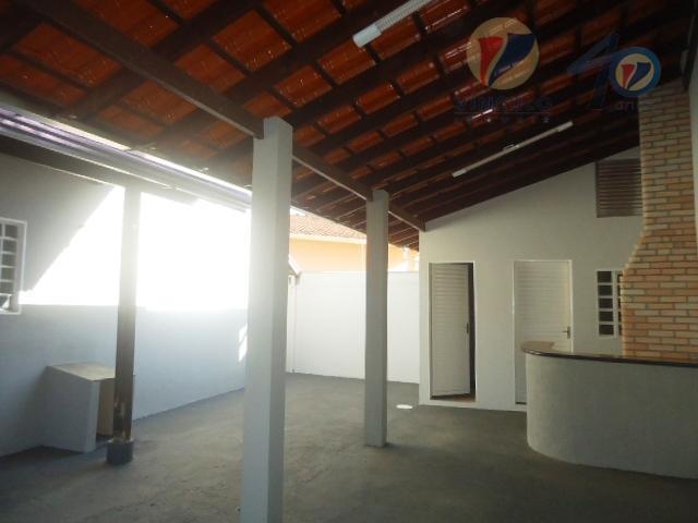 Casa residencial à venda, Jardim São Bento, Uberaba - CA1145.