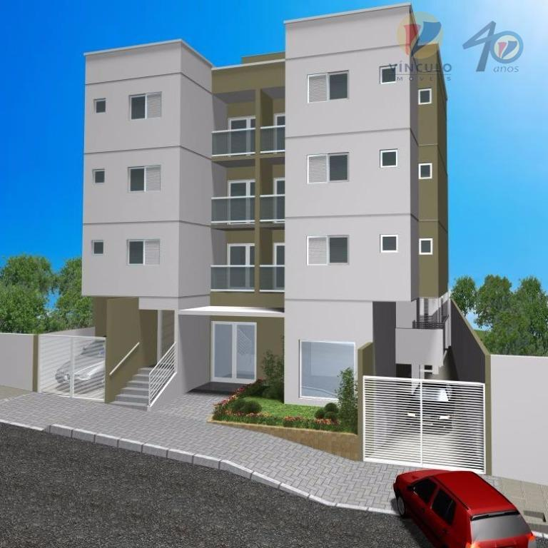Apartamento  residencial à venda, Abadia, Uberaba.