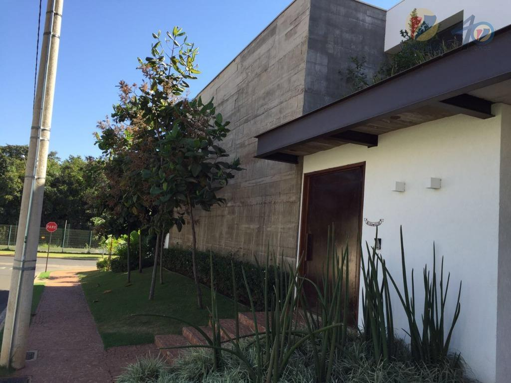 Casa residencial para venda e locação, Damha I, Uberaba - CA1173.