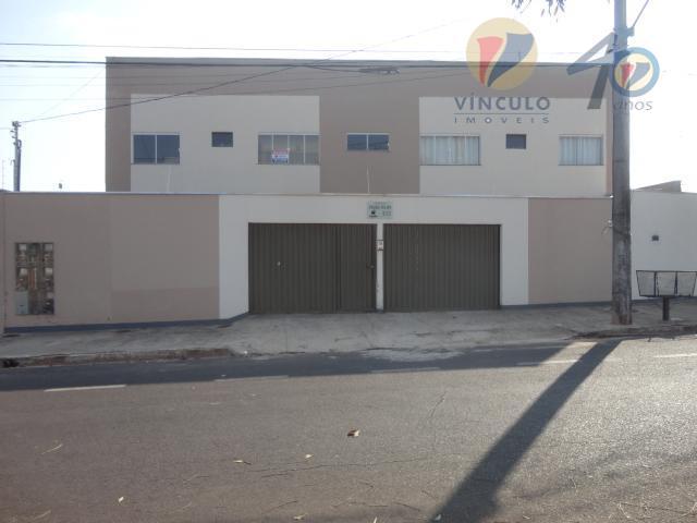 Apartamento  residencial para locação, São José, Uberaba.