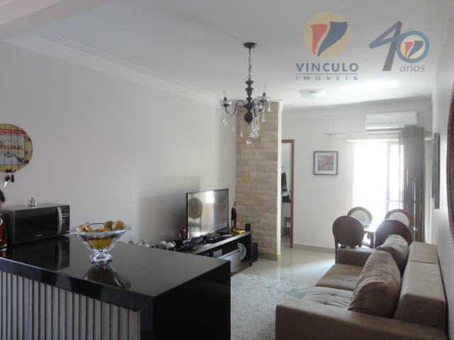 Apartamento residencial à venda, Santa Maria, Uberaba - AP1279.