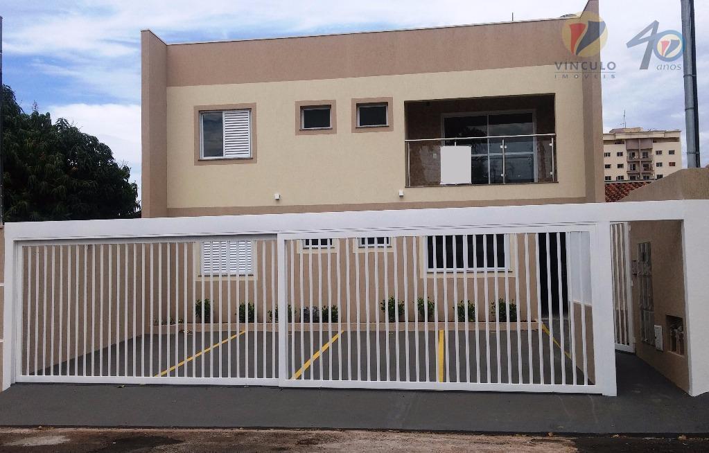 Apartamento residencial à venda, Santa Maria, Uberaba - AP1290.