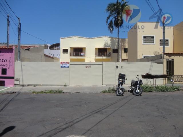Apartamento residencial para locação, Universitário, Uberaba - AP1154.