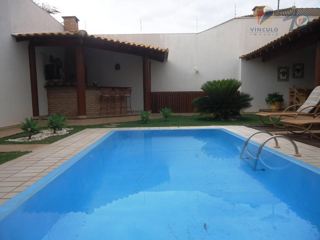 Casa  residencial à venda, Jardim do Lago, Uberaba.