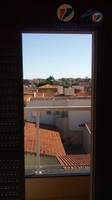 apartamento excelente para moradia ou investimento, no coração do bairro olinda, com 2 quartos, suíte, sacada,...