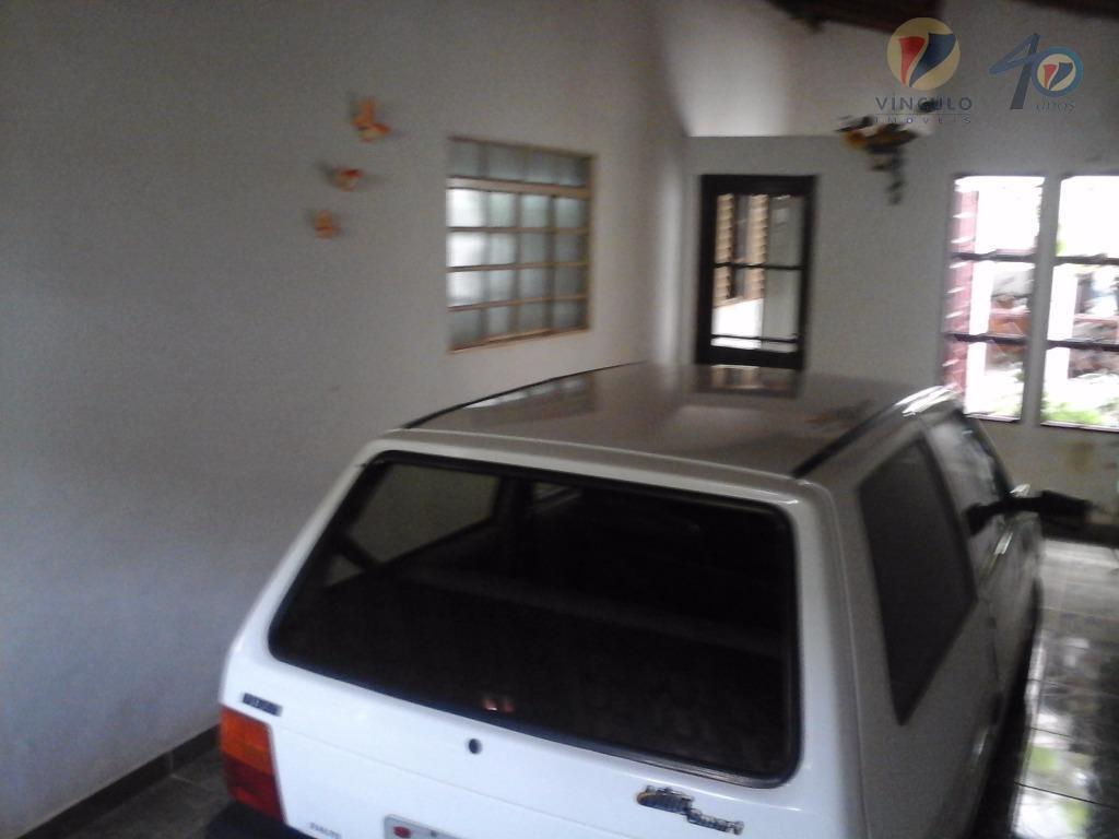 Casa residencial à venda, Parque São Geraldo, Uberaba - CA1180.