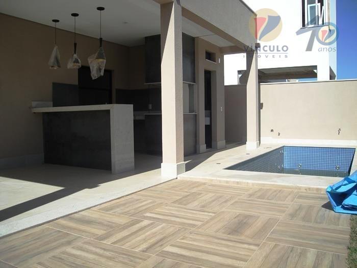 Casa residencial à venda, Flamboyant Residencial Park, Uberaba - CA0938.