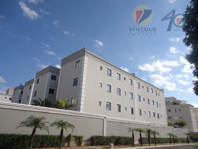 Apartamento residencial à venda, Universitário, Uberaba - AP1376.