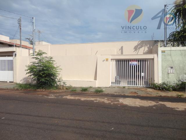 Casa  residencial para locação, Olinda, Uberaba.