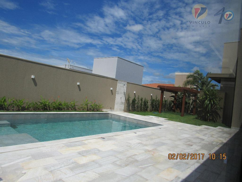 Casa residencial à venda, Recreio dos Bandeirantes, Uberaba - CA1291.