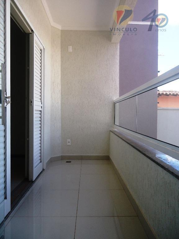 apartamento novo com excelente padrão de acabamento e pronto para morar com 03 quartos sendo 01...