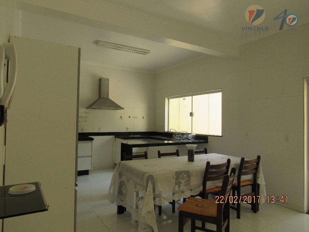 Casa residencial à venda, Jardim Nenê Gomes, Uberaba.