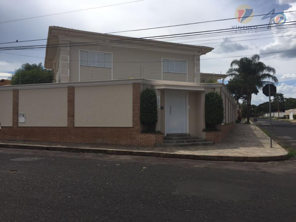 Casa residencial à venda, Santa Maria, Uberaba - CA1313.