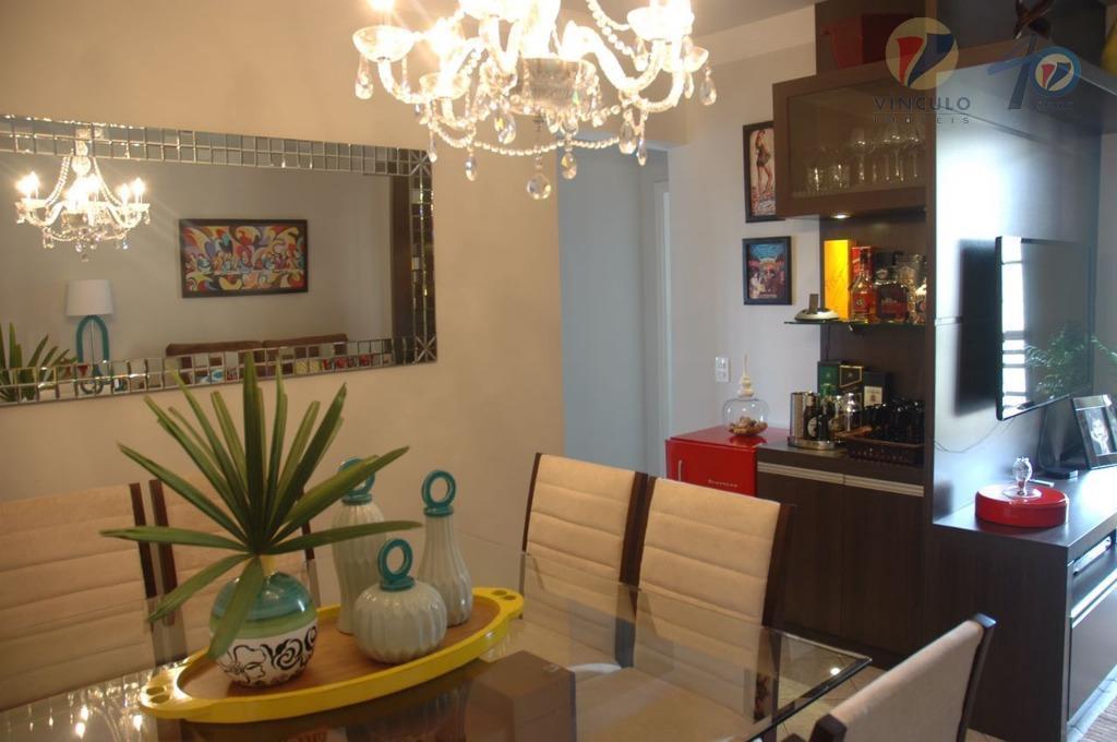 excelente apartamento em excelente localização, composto de 02 quartos, sendo 01 suite com closet, sala com...