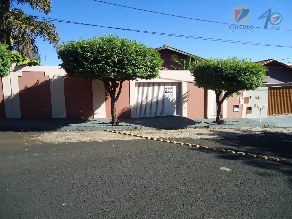 Casa residencial à venda, Conjunto Manoel Mendes, Uberaba.