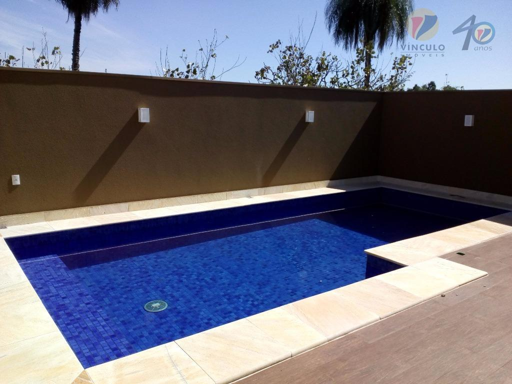 Casa residencial à venda, Flamboyant Residencial Park, Uberaba - CA1060.