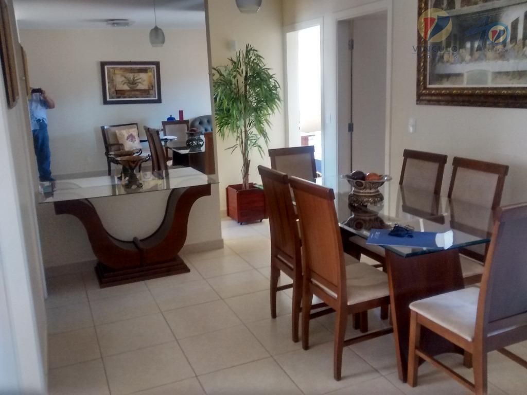 Apartamento residencial à venda, Centro, Uberaba - AP1548.