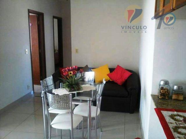 Apartamento residencial à venda, Parque São Geraldo, Uberaba.