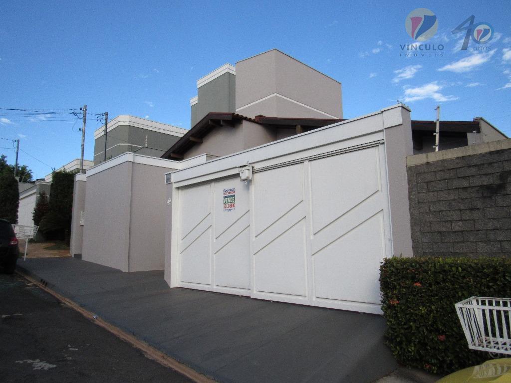 Casa residencial à venda, Jardim São Bento, Uberaba - CA1409.