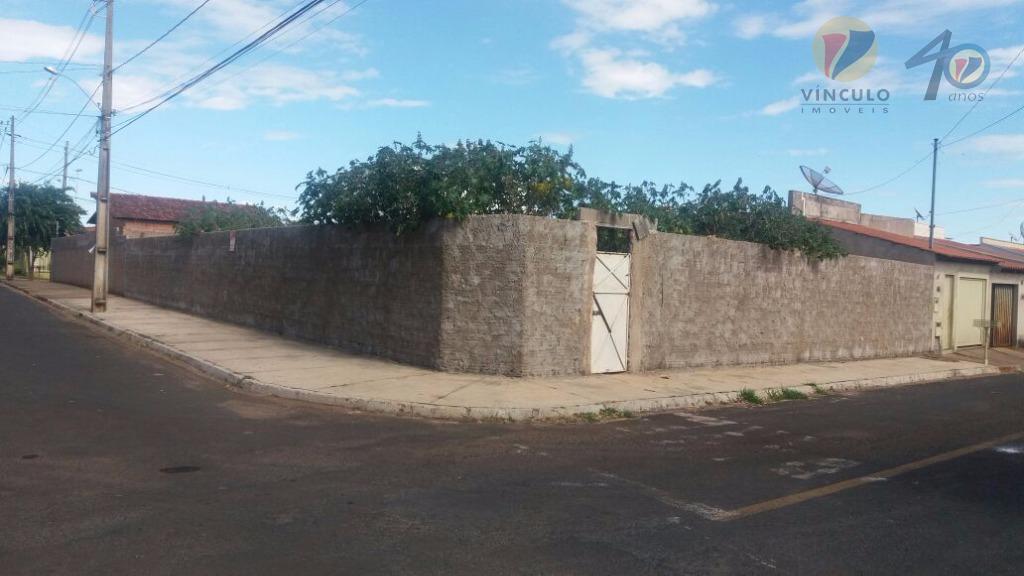 Terreno residencial à venda, Serra Dourada, Uberaba.