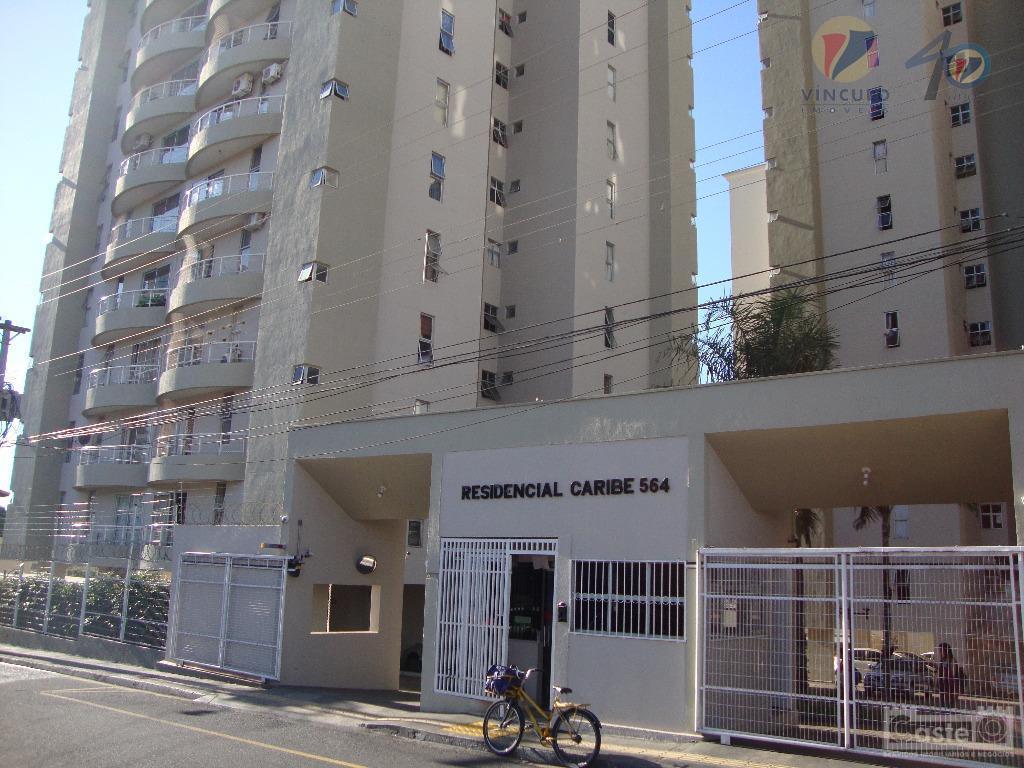 Apartamento residencial à venda, Mercês, Uberaba - AP1582.