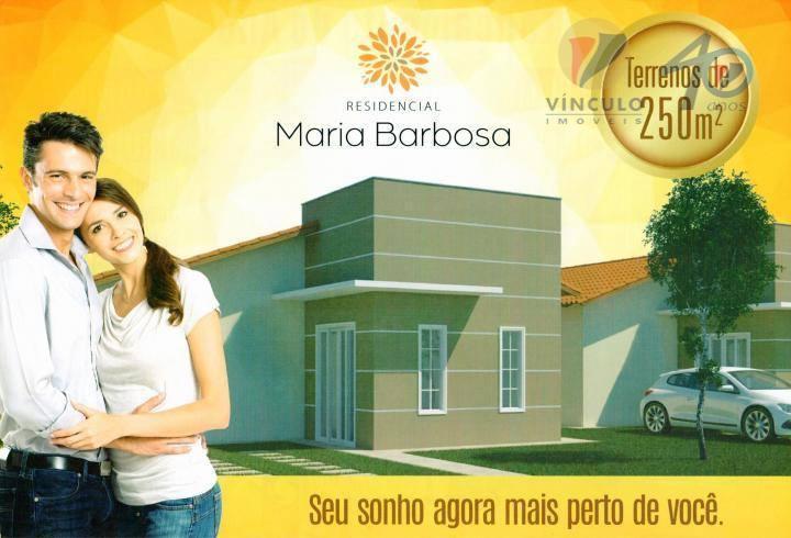 Casa residencial à venda, Residencial Maria Barbosa, Uberaba.