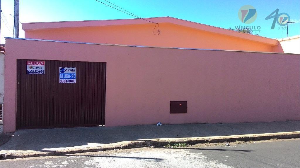 Casa residencial para locação, Santa Marta, Uberaba - CA0843.