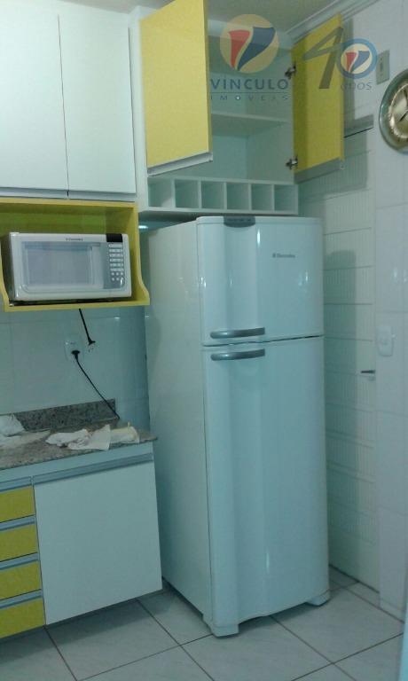 Apartamento residencial à venda, Vila Olímpica, Uberaba - AP1678.