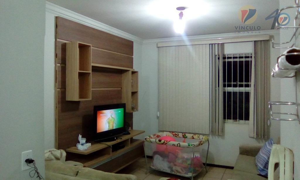 Apartamento residencial à venda, Parque do Mirante, Uberaba - AP1702.