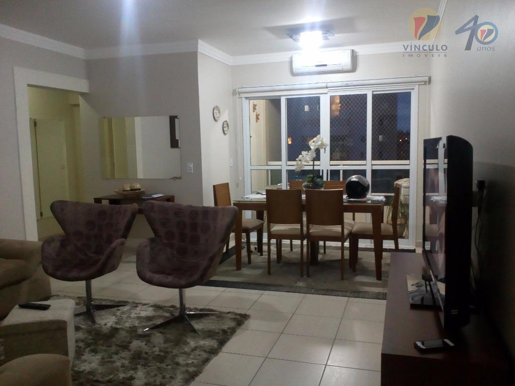 Apartamento residencial à venda, São Benedito, Uberaba - AP1723.