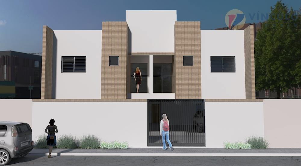 Apartamento residencial à venda, Olinda, Uberaba - AP0185.