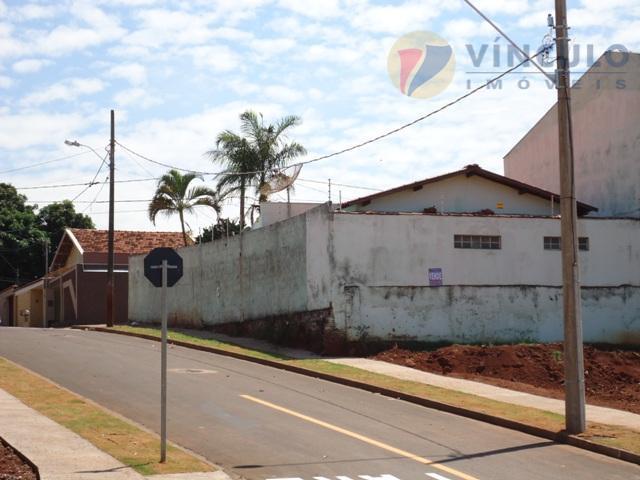 Casa residencial à venda, Santa Marta, Uberaba - CA0146.