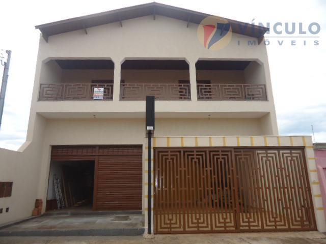 Casa residencial à venda, Jardim Maracanã, Uberaba - CA0174.