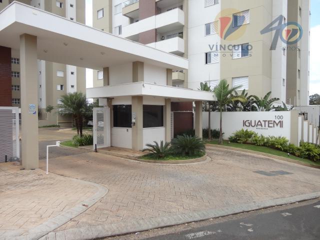 Apartamento residencial para locação, Santa Maria, Uberaba - AP0362.