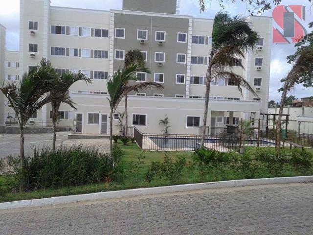 Apartamento com 2 dormitórios para alugar, 50 m² - Mondubim - Fortaleza/CE